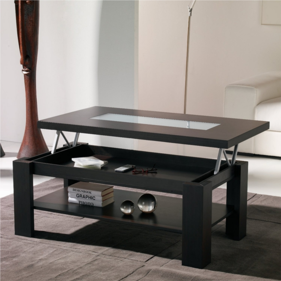 Choisir une table basse Table basse personnalisee photo