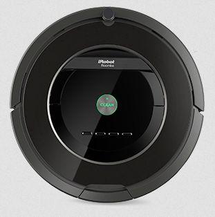 Aspirateur iRobot sériee 800
